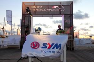 Konference motocyklů a skútrů SYM